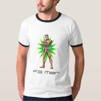 F3 Man Ringer T-Shirt