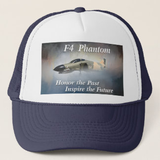 F4 Phantom cap