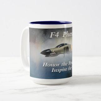 F4 Phantom mug