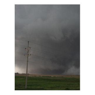 F4 Tornado Postcard