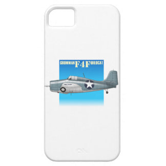 f4f wildcat side view iPhone 5 cover