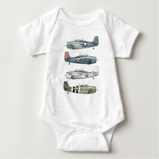f4f wildcats baby bodysuit