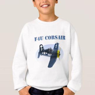 F4U Corsair Plane #167 Sweatshirt