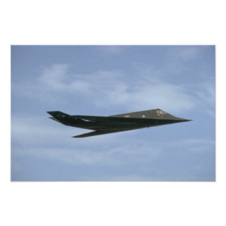 F-117 Fling Posters