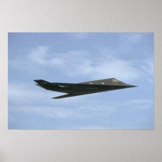 F-117 Fling Posters
