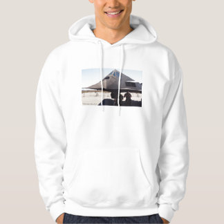F-117 Stealth Face to Face Hoodie