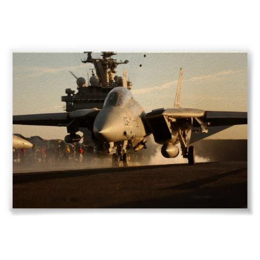F-14  POSTER