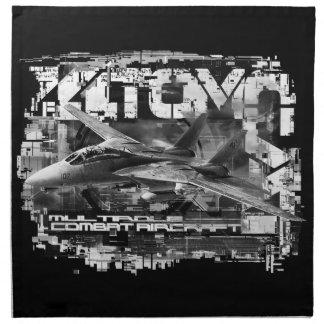 F-14 Tomcat Cloth Napkin