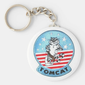 F-14 TOMCAT JET FIGHTER KEYCHAIN