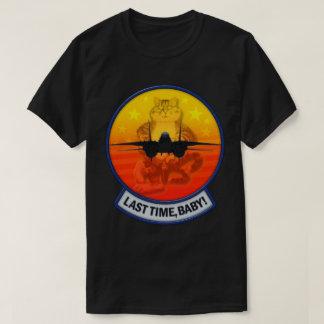 F-14 Tomcat Last Time T-Shirt