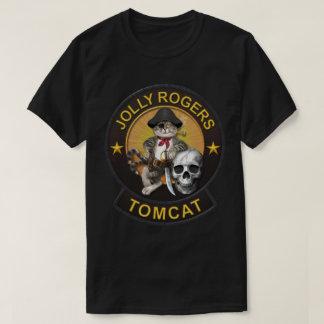 F-14 Tomcat Mascot Jolly Roger 2 T-Shirt