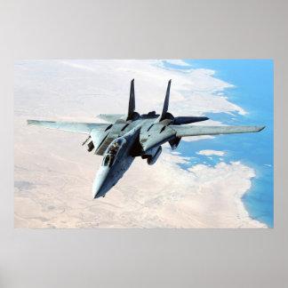 F-14 Tomcat Poster