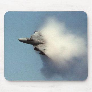 F-14 Vapor Cloud Mousepad