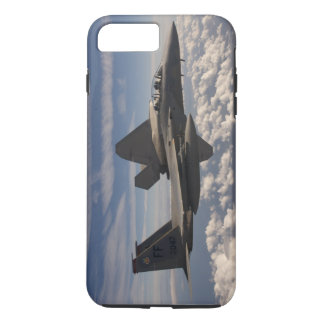 F-15 and F-22 in Flight iPhone 7 Plus Case