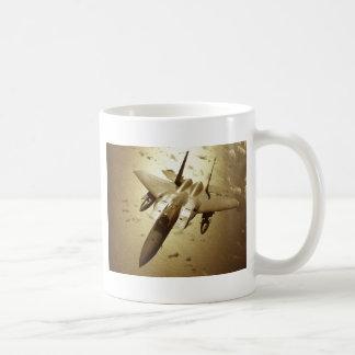 F-15 Eagle Jet Fighter Coffee Mug