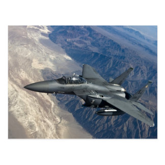 F-15 Strike Eagle Postcard