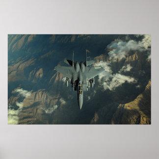 F-15 Strike Eagle Poster