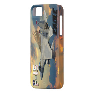 F-15C Eagle Sunset iPhone 5 Cases
