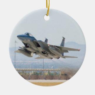F-15C Eagle Take Off Ornament