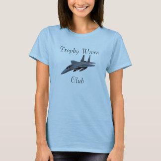 F-15C, Trophy Wives Club T-Shirt