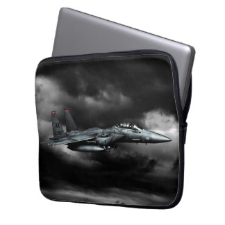 F-15E Strike Eagle  Neoprene Laptop Sleeve 13 inch