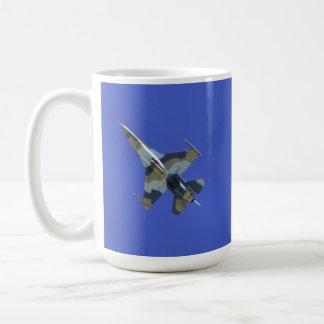 F-16 Fighting Falcon Electric Jet Need More Fuel Coffee Mug