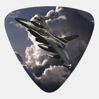 F-16 Fighting Falcon Guitar Pick