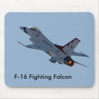 F-16 Fighting Falcon Mouse Pad