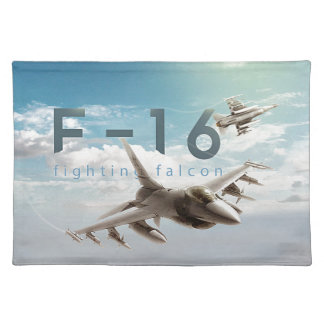 F-16 Fighting Falcon Placemat