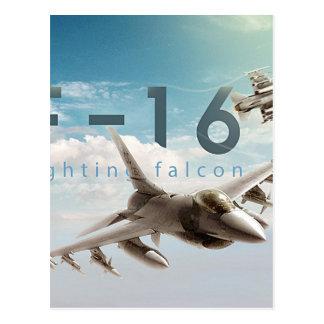 F-16 Fighting Falcon Postcard