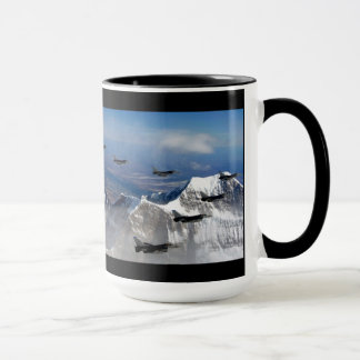 F-16 Fighting Falcons Mug