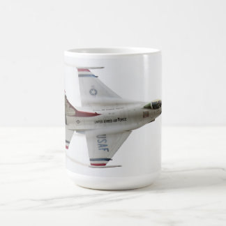 F-16C Thunderbirds Coffee Mug