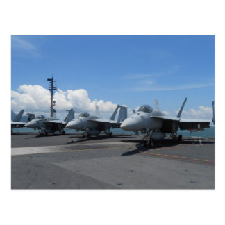 F-18 Fighter Jets Postcard