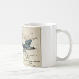 F-18 Hornet Coffee Mug