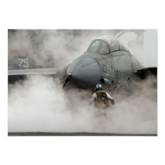 F-18 POSTER