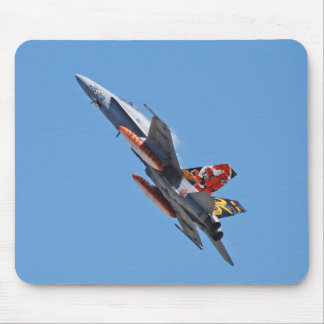 F 18A Spanish Air Force Mouse Pad