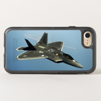 F-22 Fighter Jet OtterBox Symmetry iPhone 8/7 Case