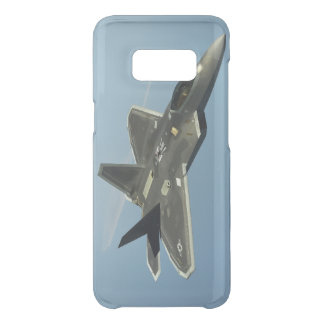 F-22 Fighter Jet Uncommon Samsung Galaxy S8 Case