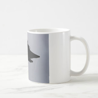 F-22 LEAVING GUAM COFFEE MUG