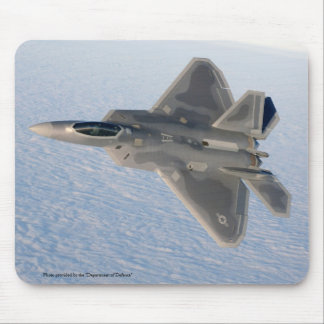 F-22 MOUSE PAD