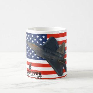 F-22 Raptor USA Mug