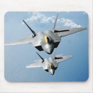 F-22 Raptors Mouse Pad