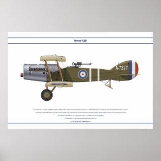 F.2B 48 Squadron Poster