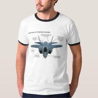 F-35 Fighting Falcon T-Shirt