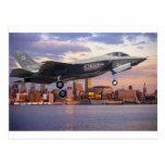 F-35 LIGHTNING FIGHTER AIRCRAFT POST CARDS