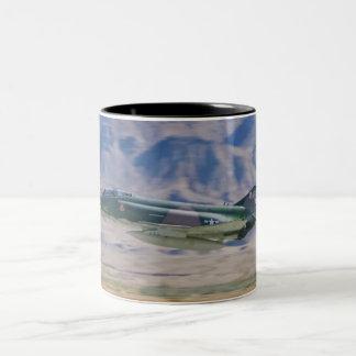 F-4 Phantom II Low Pass mug