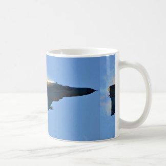f-4 phantom jet coffee mug