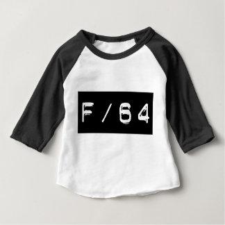F/64 Baby Baseball Tee