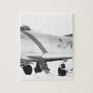 F-86D JIGSAW PUZZLE