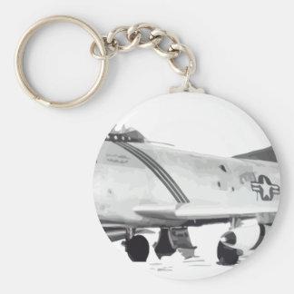 F-86D KEYCHAIN